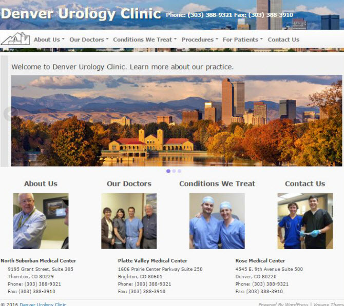 Denver Urology Clinic